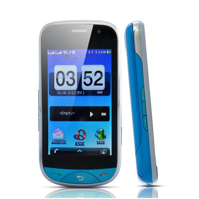 3.2 Inch LCD Touchscreen Phone