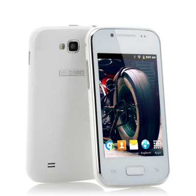 Budget Android 3.5 Inch Phone - Rebel II (W)