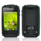 3 5 Inch Display Rugged Android 4 2 Smartphone features Dual Core CPU  Waterproof  Dust proof and is Shockproof