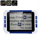 3.5-Inch Portable Digital Magnifier