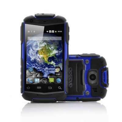 Rugged 3.5 Inch Android Phone - Atlas (BL)