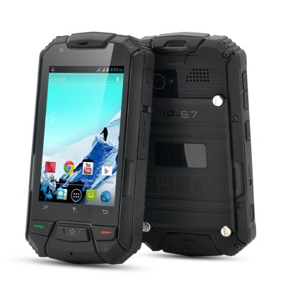 3 5 Inch Rugged Android Phone Gaur Ii