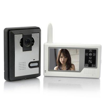 Wholesale Wireless Video Doorbell Door Intercom System From China