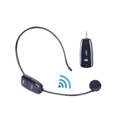 3.5MM Lapel Mics UHF Microphone