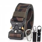 Men Tactical Belt classic camouflage