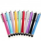 3 Pcs 5 Pcs 10 Pcs Universal Premium Capacitive Stylus for iPad iPhone Tablet Random Color 10pcs