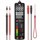 3-in-1 Digital Multimeter Voltage Detector Tester BSIDE ADMS1 Multimetetro Voltmeter DC AC DMM Ohm Hz Continuity NCV Test ADMS1CL