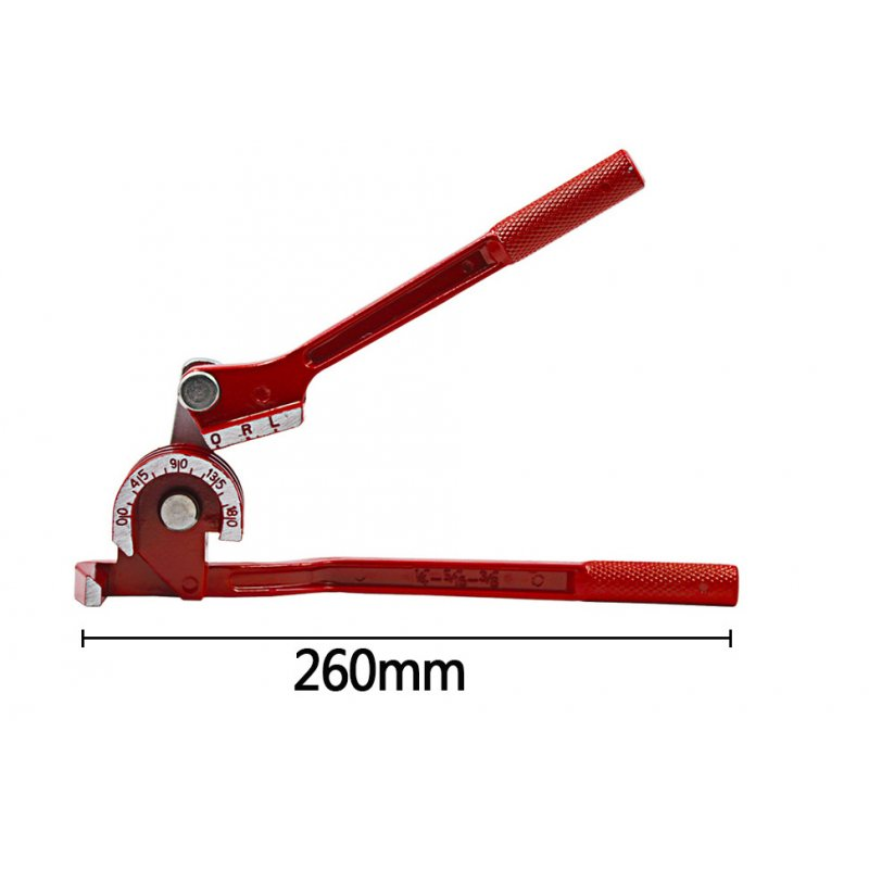 3-in-1 Manual Pipe Bender for 6mm 8mm 10mm Pipe Tube Bending Machine Air-conditioning Pipe Bending Tool 6mm/8mm/10mm three-in-one manual pipe bender