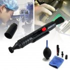 3 in1 3pcs/set Practical ABS Camera Cleaning Air Blow Tools Kit