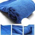30*30cm Soft Microfiber Fiber Buffing Fleece