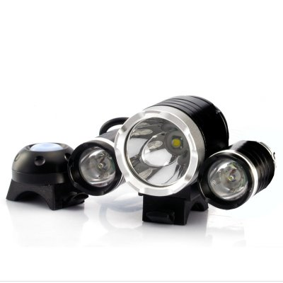 3000 Lumen Bike Light & Headlamp