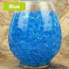 3000Pcs Crystal Mud Water Bubble Bead for Vase Filler Soil Plant decoration blue