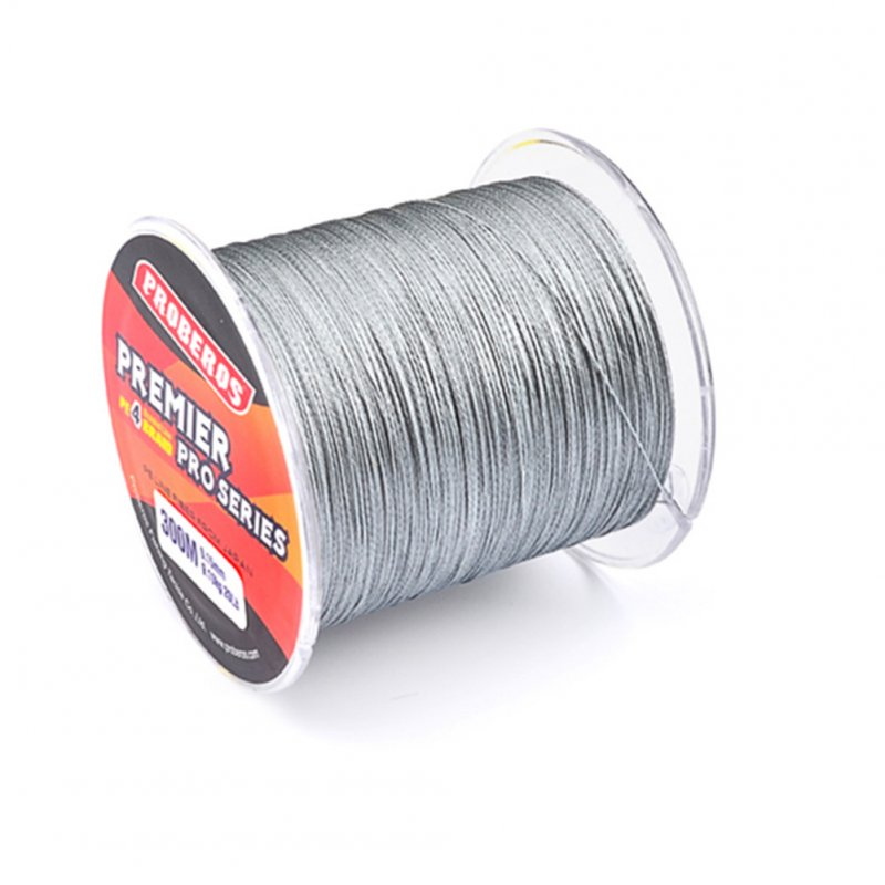 300M Fishing Line PE Four Strand Braid
