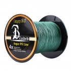 300m/328yds 4 Braid Single Color Fishing Line 0.50mm-80lb