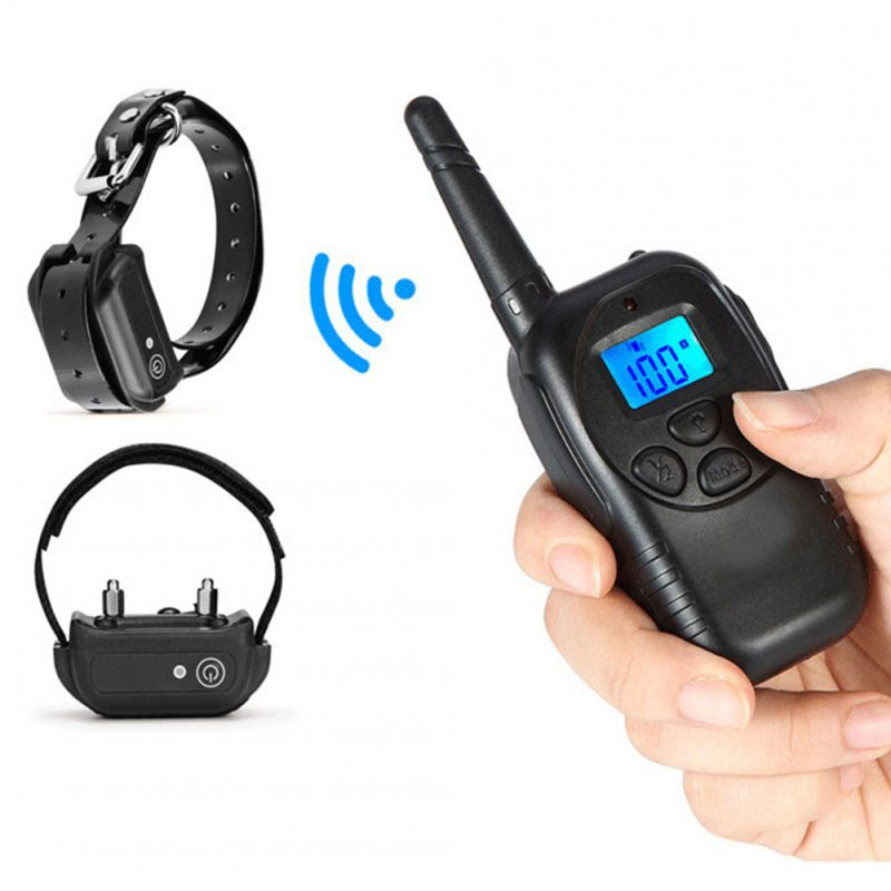 300m Wireless Remote Control Electric Shock Sex Kit BSDM Scrotum Restraint Penis Ring Neck Collar Fetish Dog Training Pulse Therapy Tool 100 modes adjustable