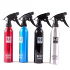 300ml Hairdressing Tool Hairdressing Sprayer Multi-color Aluminum Sprayer Black silk