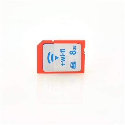 WiFi SD Card - 8GB