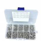 340Pcs M3 Stainless Steel Screws Set