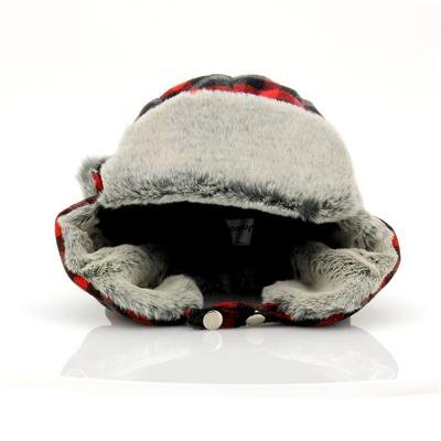 Trapper Hat with Built-in Earphones