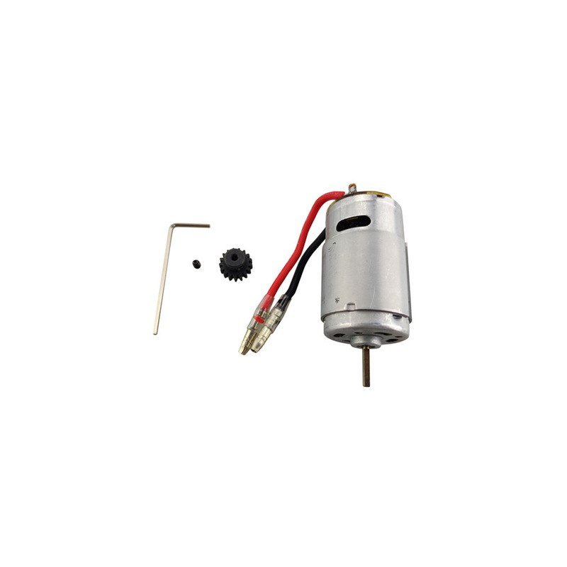 390 Motor with Gear for Wltoys A949 A959 A969 A979 1/18 High-speed RC Car Spare Parts 390 motor with gear
