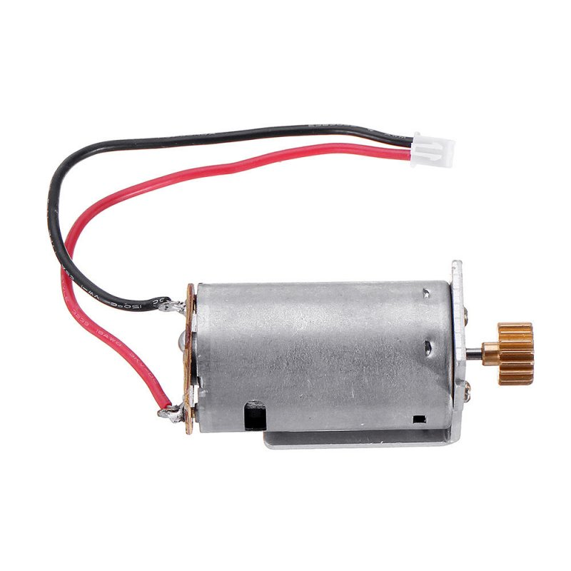 390 Power Motor For SG 1203 1/12 Drift RC Tank Car High Speed Vehicle Models RC Car Parts gray_as shown