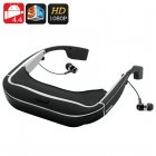3D Android 4 4 Video Glasses Supports video up to 1080p resolutions as well as 3D side by side videos for a fully immersive viewing and gaming experience