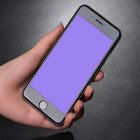 3D Anti Purple-ray Screen Protector iPhone X