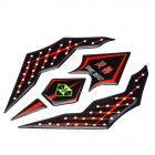 3D Motorcycle Reflective Sticker