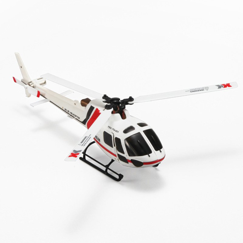 XK K123 RC Helicopter Without remote control