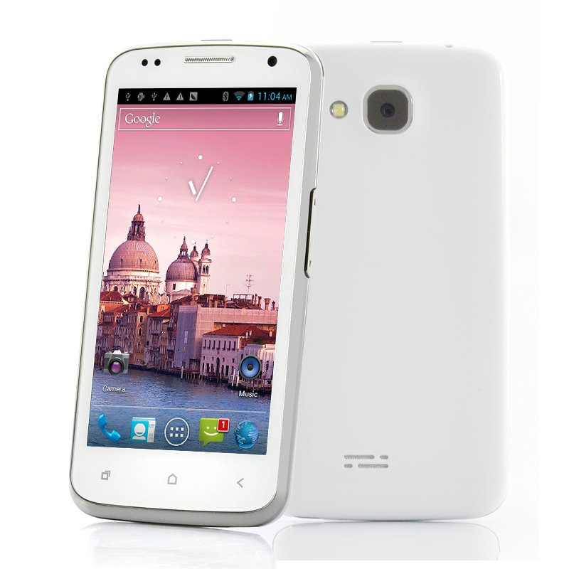 4.5 Inch 2Core Android 4.0 Phone - Snowstorm