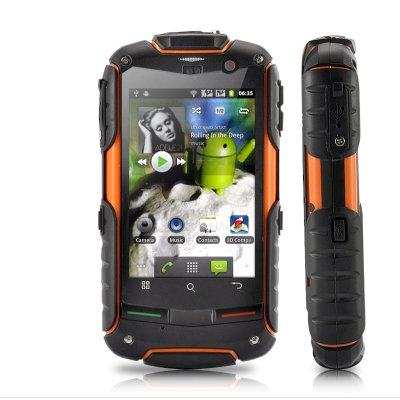 Rugged Android 3G Smartphone - FortisX