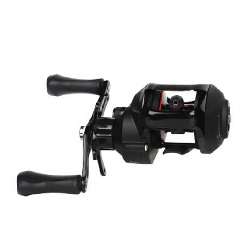 Long Distance Magnetic Sea Fishing Lure Low-profile Fishing Reel BF200L