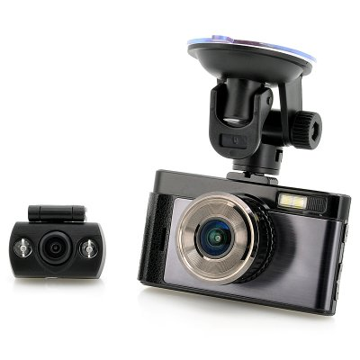 3MP Full HD Car DVR