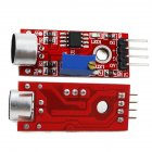 3pcs Microphone Sensor AVR PIC High Sensitivity Sound Detection Module for Arduino