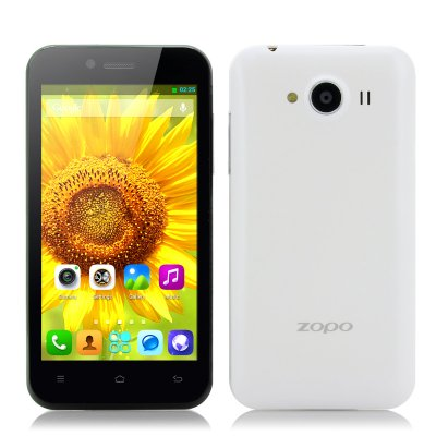 ZOPO ZP600+ 4.3 Inch 3D Android Phone (W)