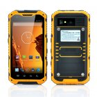 4 3 Inch Rugged Android Smartphone has a MTK6589 Quad Core CPU  IPS Display  NFC  IP68 Waterproof and Dust Proof Rating as well as a 3000mAh Battery