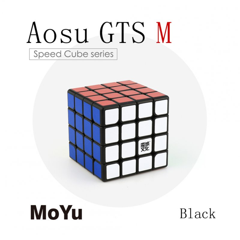 4×4 Children Magnetic Magic Cube Puzzle Anti-stress Professional Speed Cube Adults Toys For Competition