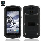 4 5 Inch 3G Rugged Smartphone has an IP68 Waterproof and Dust Proof Rating as well as being Shockproof plus includes GPS  Dual Core CPU and a 3000mAh Battery