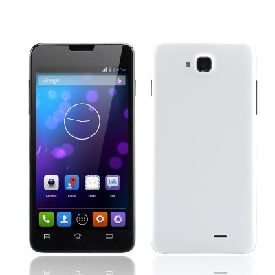 4.5 Inch Android Phone (White)