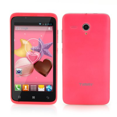 Timmy E128 4.5 Inch Android Phone (R)