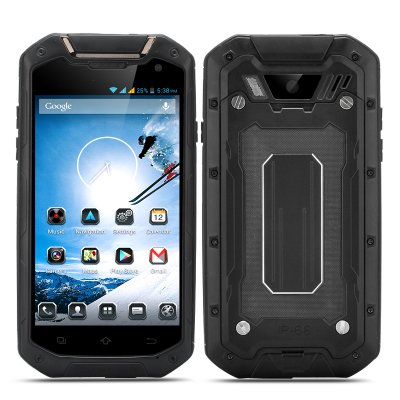 4.5 Inch Smartphone - Commando (Black)
