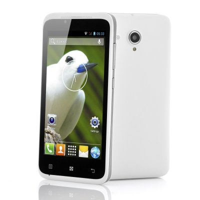 Budget Android 4.2 Phone - Alba (W)
