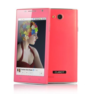 4.5 Inch Android Phone - Cubot C10 (P)