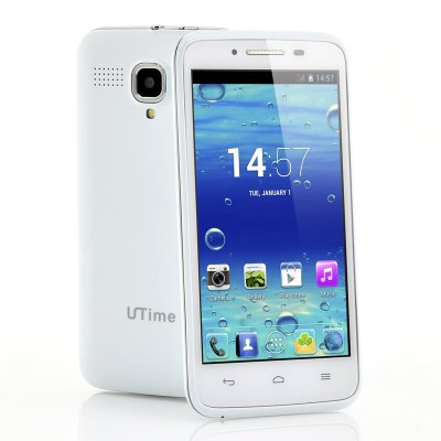 4.5 Inch Screen Dual Core Phone - UTime i15