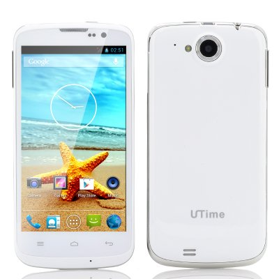 4.6 Inch Android Phone - UTime U100S (W