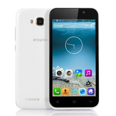 ZOPO ZP700 IPS 4.7 Inch Android Phone (W)