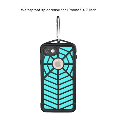 Spider Web Waterproof Case for iPhone 7