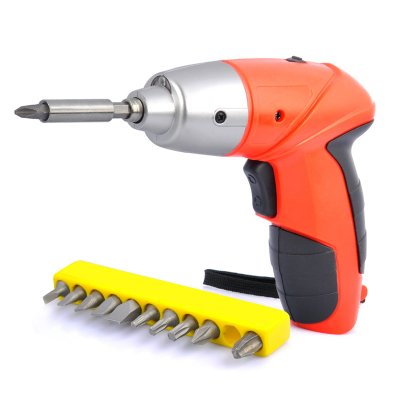 4.8V Compact Cordless Electric Screwdriver