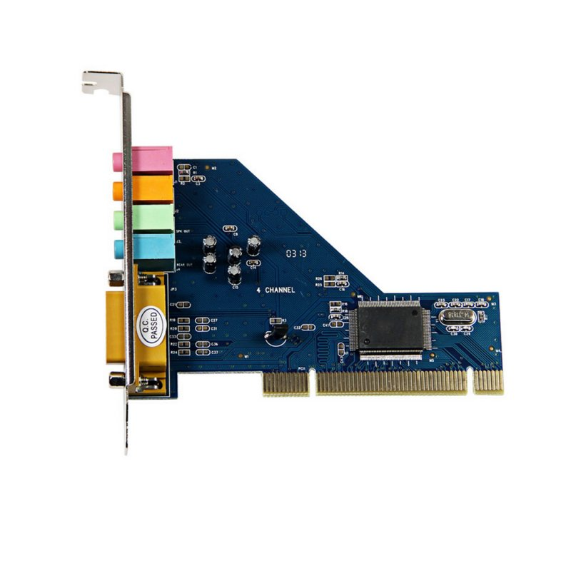 3D Audio Stereo Sound Card for Win7 64 Bit