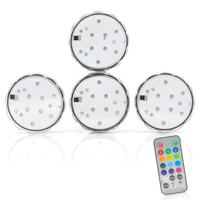 Submersible LEDs x4